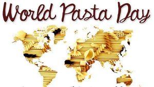 Παγκόσμια Ημέρα Ζυμαρικών