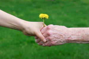 Παγκόσμια Ημέρα Ηλικιωμένων