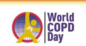 Παγκόσμια Ημέρα Κατά Της Χρόνιας Αποφρακτικής Πνευμονοπάθειας