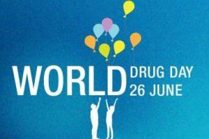Παγκόσμια Ημέρα κατά των Ναρκωτικών και της Παράνομης Διακίνησής τους