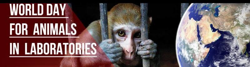 Παγκόσμια Ημέρα Κατάργησης Πειραμάτων σε Ζώα